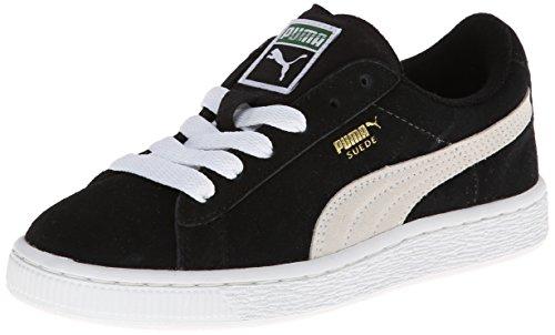 PUMASuedeJRClassicSneakerLittleKidBigKid