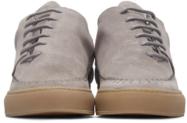 FillingPiecesGreySuedeApacheSneakers