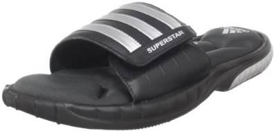 阿迪达斯adidas男式Superstar 3G Slide