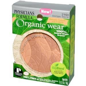 Physicians Formula绿色有机纯天然修容阴影粉孕妇适用9g