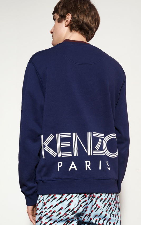 高田贤三Kenzo KENZO滑板运动衫
