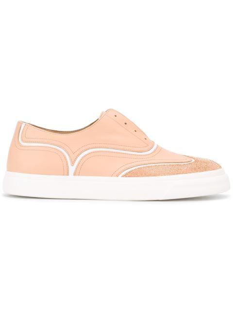 朱塞佩·萨诺第Giuseppe Zanotti Design 布洛克风板鞋(女款)