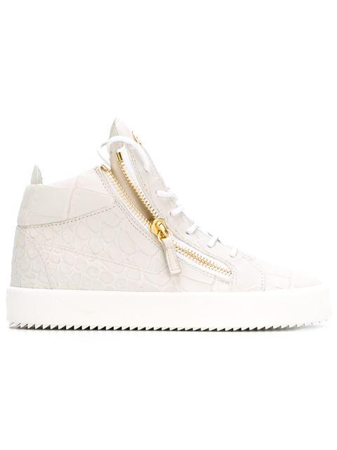 朱塞佩·萨诺第Giuseppe Zanotti Design 'Kriss'高帮板鞋(女款)