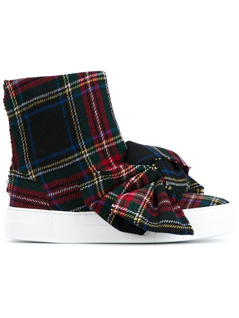 Joshua Sanders 蝴蝶结板鞋(女款)