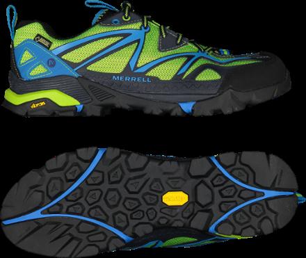 迈乐Merrell Capra运动GTX登山鞋-男式