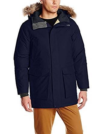 Woolrich男式Patrol羽绒风雪大衣外套