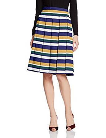 莉莉布朗Lily Brown 边境喇叭裙