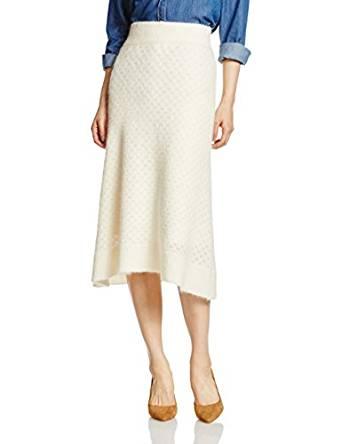 莉莉布朗Lily Brown女式净版剪裁半身裙