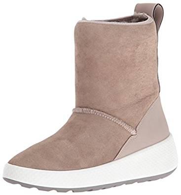 ECCO女式女式Ukiuk Short雪地靴