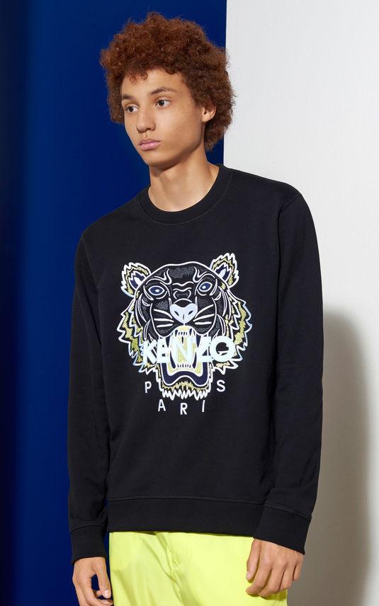高田贤三Kenzo Tiger运动衫