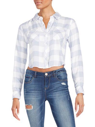 Rails Rian格子衬衫