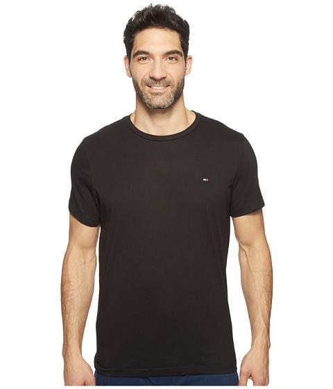 汤米·希尔费格Tommy Hilfiger短袖Core Flag圆领T恤