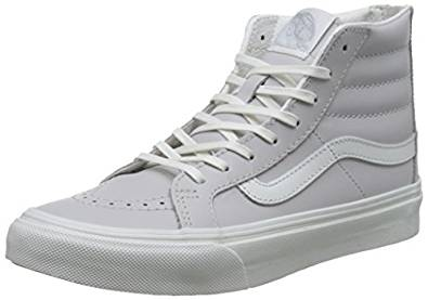 范斯Vans女式Ua Sk8 Slim拉链高帮运动鞋