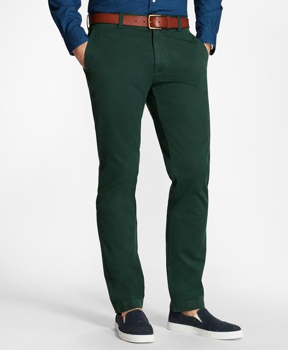 布克兄弟Brooks Brothers弹力斜纹裤(男款)