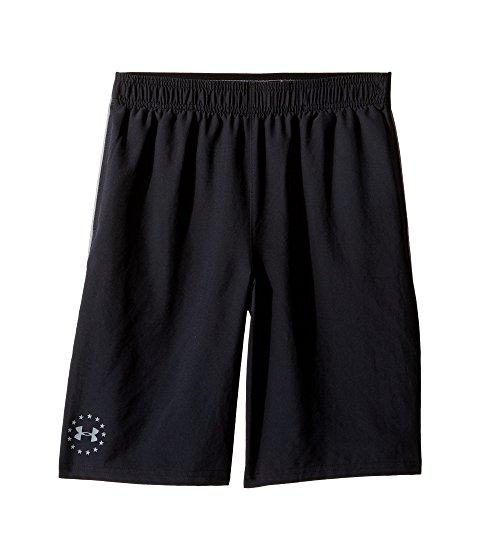安德玛Under Armour儿童款Freedom Edge短裤(大孩子款)(男童款)