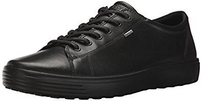 爱步ECCO男式Soft 7 Low[Gore-Tex]戈尔特斯面料时尚运动鞋