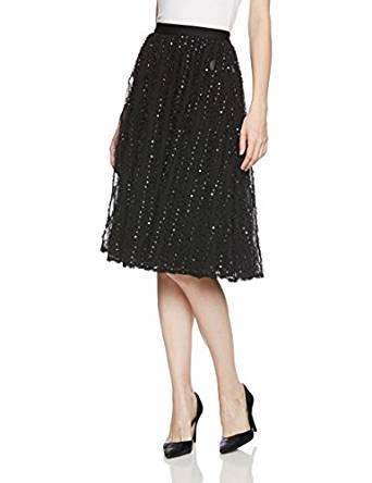 莉莉布朗Lily Brown 黑色半身裙