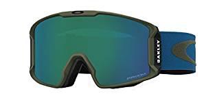 欧克利Oakley男式Line Miner Snow Goggles,