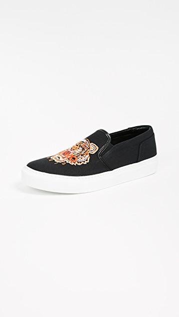 高田贤三KENZO K-Skate Tiger运动鞋