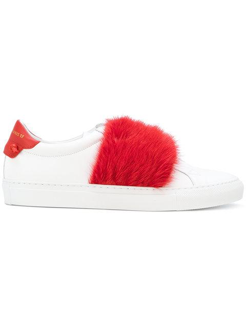纪梵希Givenchy Urban Street无带板鞋(女款)