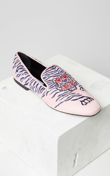 高田贤三Kenzo情人节限量款'Valentine's Day Capsule'乐福鞋
