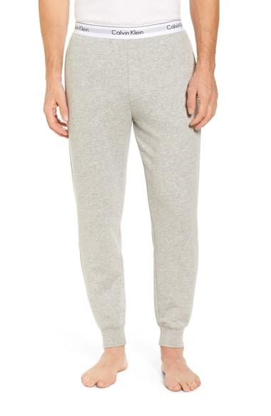 卡尔文克莱恩Calvin Klein现代棉混纺休闲裤