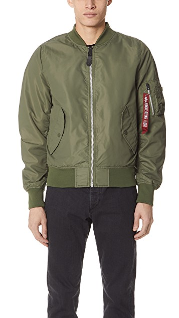 阿尔法Alpha Industries L-2B Scout短款夹克