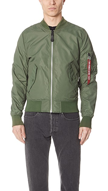 阿尔法Alpha Industries L 2B Dragonfly短款夹克