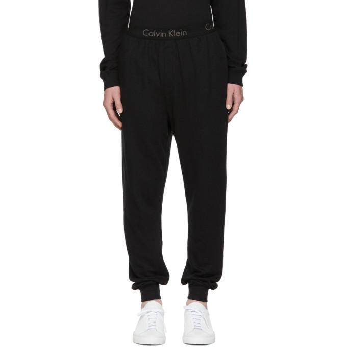 卡尔文克莱恩Calvin Klein Underwear黑色休闲裤