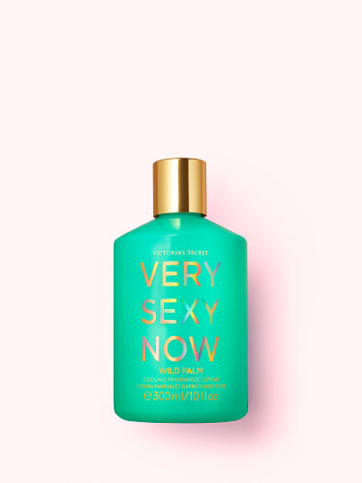 维多利亚的秘密Victoria's Secret Very性感Now Wild棕榈树Cooling香氛乳液