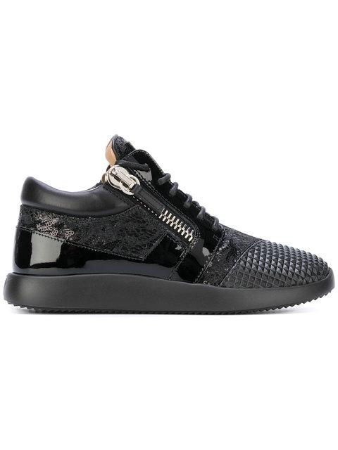 朱塞佩·萨诺第Giuseppe Zanotti Design Runner板鞋(女款)