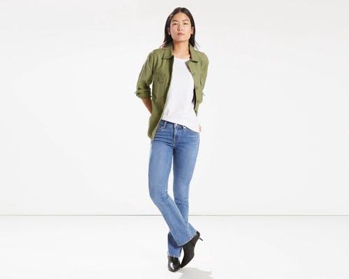 李维斯Levi's 715 VINTAGE微喇牛仔裤- NEW WAVE (限购产品)(女款)
