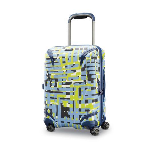 """新秀丽Samsonite Mid-Century现代21""""硬壳随身行李箱万向轮拉杆箱"""