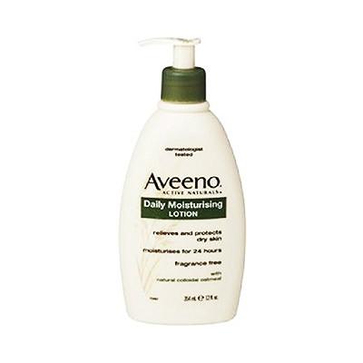艾维诺AVEENO艾维诺天然燕麦全天候保护保湿润肤乳液354ML