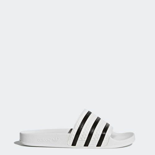 阿迪达斯adidas Adilette凉拖鞋(男款)