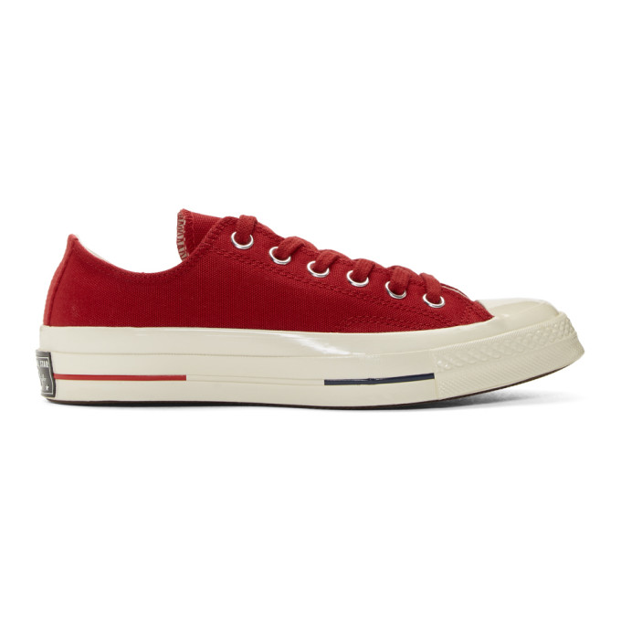 匡威Converse Red Chuck Taylor All-Star '70运动鞋