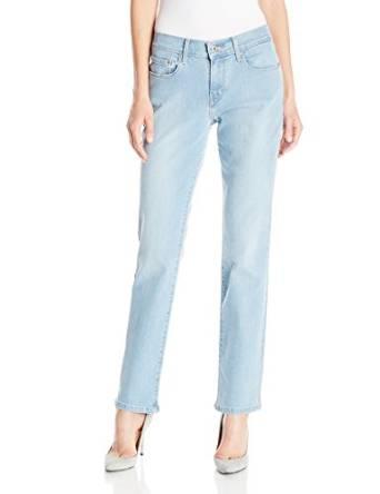 李维斯Levi's女式505直筒舒适简约牛仔裤