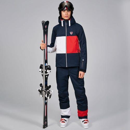 汤米·希尔费格Tommy Hilfiger TOMMYXROSSIGNOL Icon滑雪外套(限购产品)(男款)