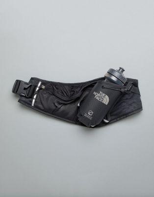 北面North Face Enduro跑步皮带1带水瓶 Dark Gray (男款)