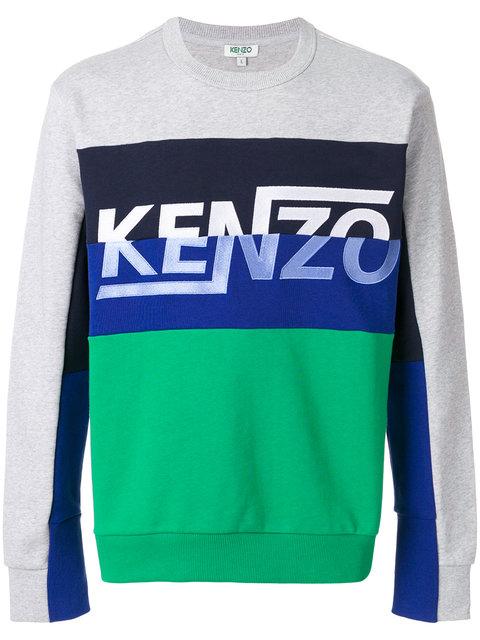 高田贤三Kenzo 复古logo印花套头衫(男款)