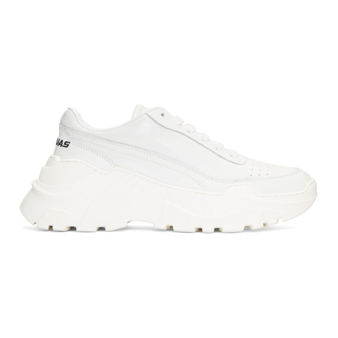 Joshua Sanders白色短款Sole运动鞋