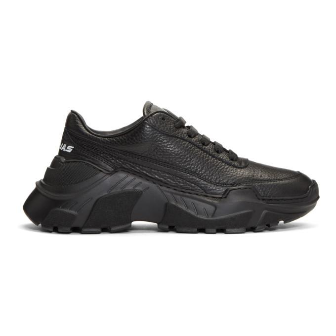 Joshua Sanders黑色短款Sole运动鞋