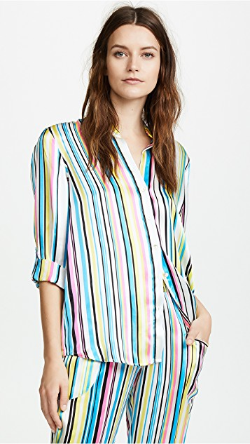 L'AGENCE Indio女式衬衫