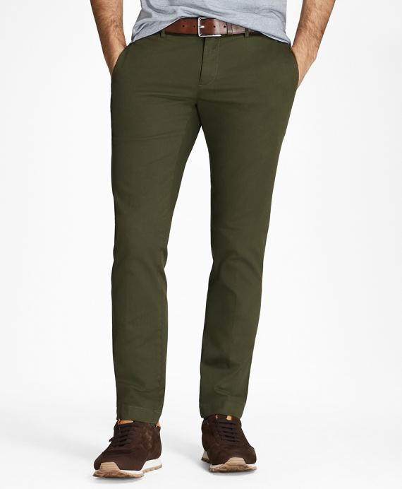 布克兄弟Brooks Brothers色织面料休闲裤(男款)