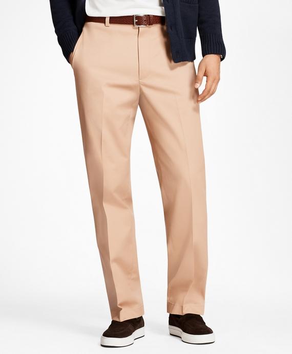 布克兄弟Brooks Brothers Hudson Fit超轻弹力Advantage休闲裤®(男款)