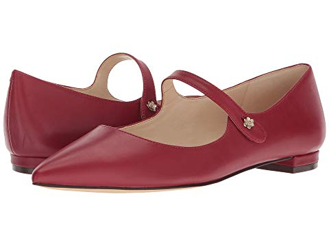 玖熙Nine West Ashby怀旧玛丽珍式女鞋Flat (女款)
