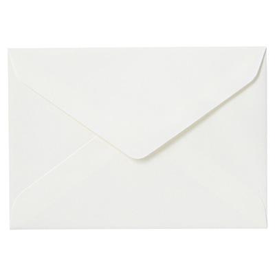 无印良品MUJI コットンペーパー封筒・横型