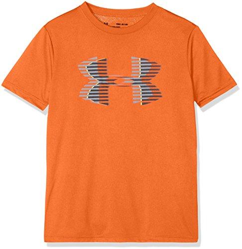 安德玛Under Armour男孩款Tech Big Logo T恤