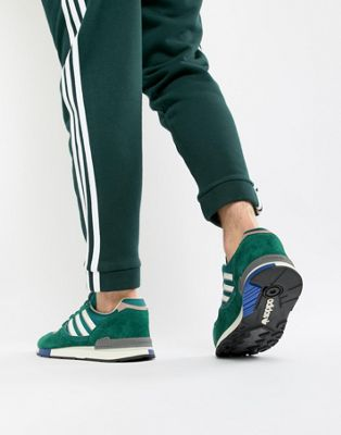 阿迪达斯三叶草adidas Originals Quesence运动鞋Green B37851 (男款)