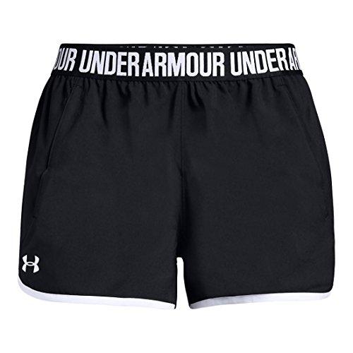 安德玛Under Armour女式布织Play Up短裤